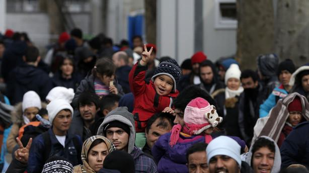 Kommuner dropper modtageklasser for flygtningeb�rn