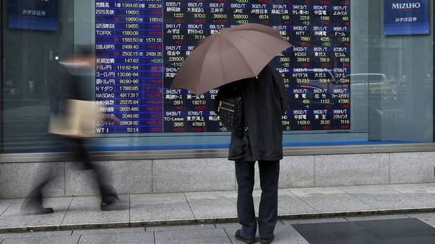 Aktier: Aktiedyk i Asien efter skuffende handelstal