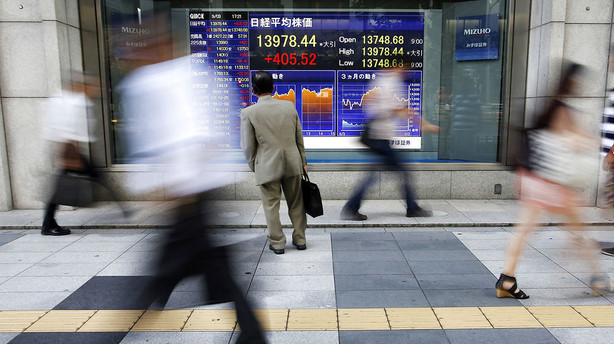 Japan: P�skens japanske n�gletal