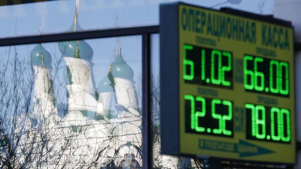 Saxo Bank: Rusland kan blive olieprisens frelser