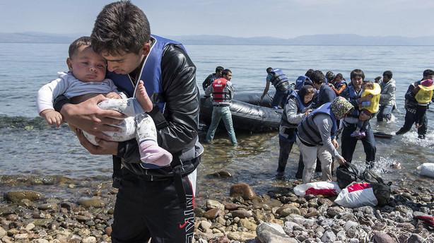 Aftale mellem EU og Tyrkiet om flygtninge p� plads - f�lg med live