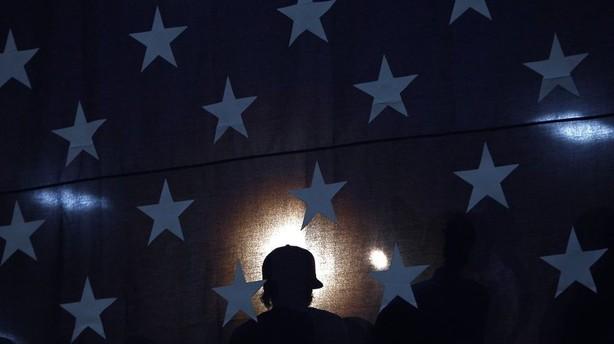 USA: P�skens amerikanske n�gletal