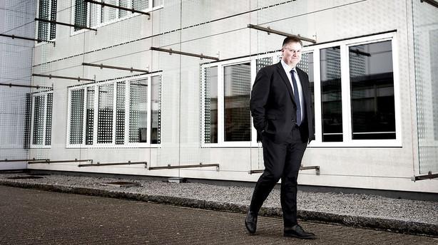 NNIT et �r efter b�rsnotering: Udenlandske investorer r�ber p� fart