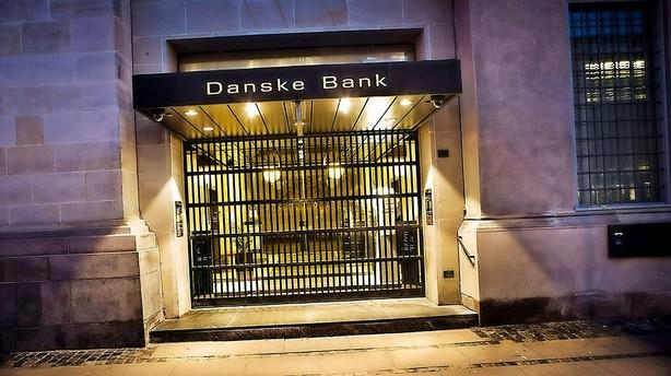 Danske Bank skruer ned for v�ksten i ny prognose