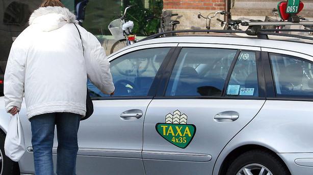 Kan du spare p� din n�ste taxitur? Tjek om din kommune tilbyder flextur