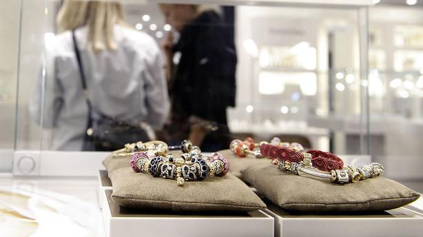 Pandora-forhandler venter stigende same-store-salg