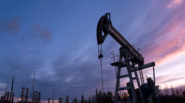 R�varer: Olieprisen kravler op forud for USA-tal