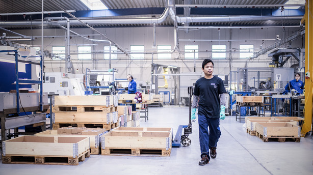 Dansk Erhverv: Med et job f�lger integrationen