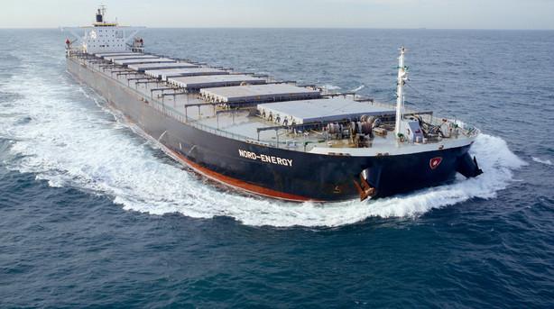 Rederiet Norden foretager voldsom nedskrivning af skibe
