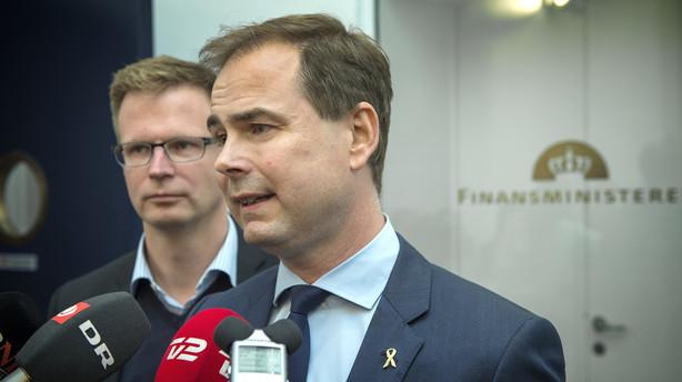 Wammen: Thulesen Dahl torpederer L�kkes trepartsprojekt