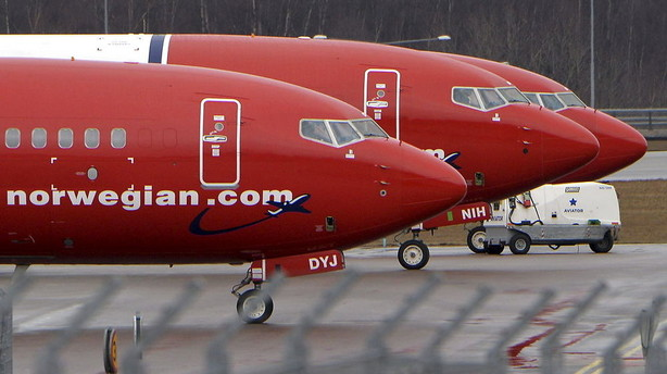 Norwegian overvejer at skille sig af med leasingenhed