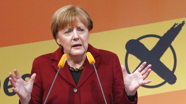 Tyske delstatsvalg vender op og ned p� magten