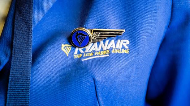 Ryanair skuffer i tredje kvartal