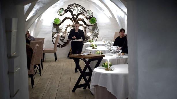 Ny Michelin-restaurant k�ber Kong Hans K�lder