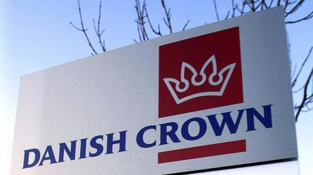 Danish Crown sk�rer topdirekt�r fra