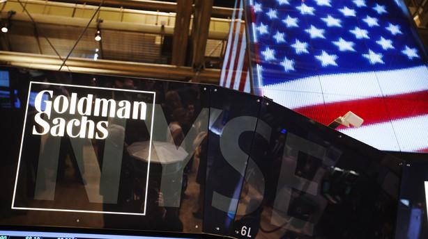Statsligt selskab st�vner Goldman Sachs for svindel