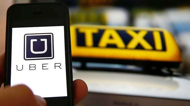 Trafikstyrelsen melder Uber til politiet