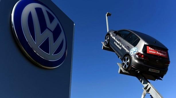 Sverige unders�ger VW for groft bedrageri
