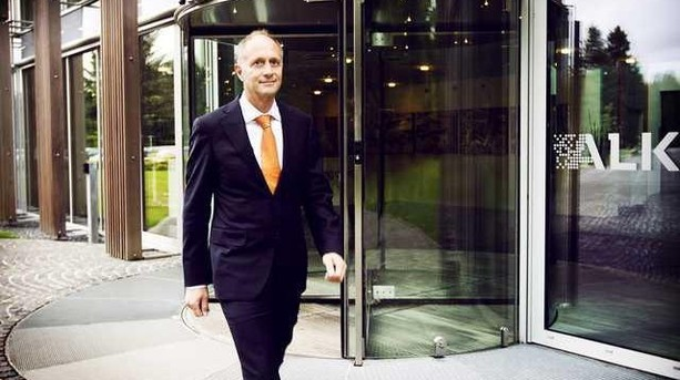 Formand: Ny topchef i ALK-Abell� skal sikre globalt fodf�ste