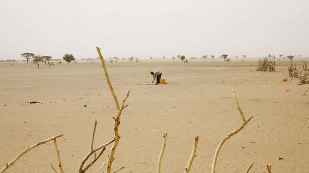 FN efterlyser 100 milliarder mere i humanit�r bistand