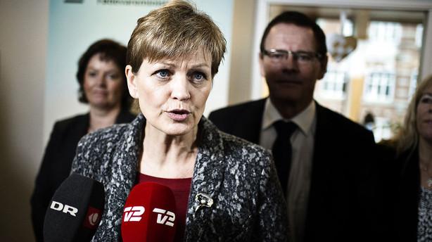 Konservative: Kritik af milj�minister skal unders�ges