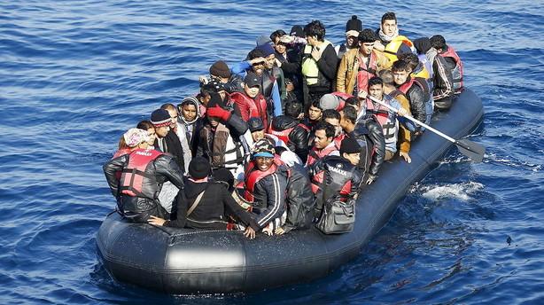 Tyrkiet tager f�rste skridt til at standse flygtningestr�m