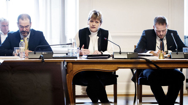 Mistillidsafstemning mod Eva Kjer kan tidligst komme i n�ste uge