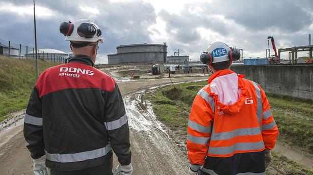 Dong f�r fire nye olielicenser i Norge - M�rsk sprang over