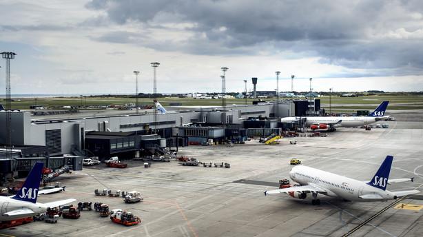 K�benhavns Lufthavn f�r l�n p� 130 mio. kr.