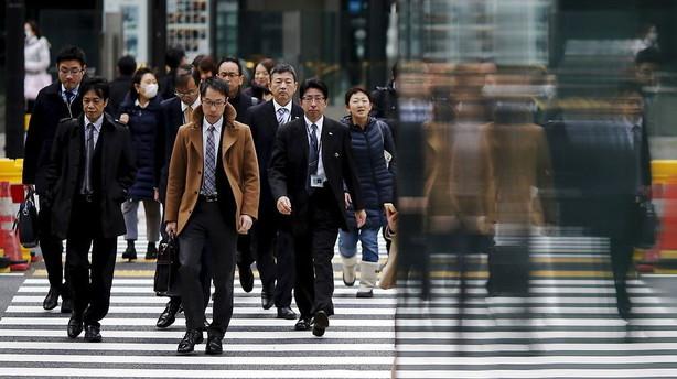 Japan: Forel�bigt PMI-indeks viser markant tilbageslag