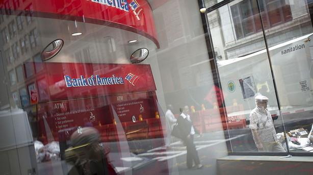 USA: Slutspurt l�snede op for tung torsdag p� Wall Street