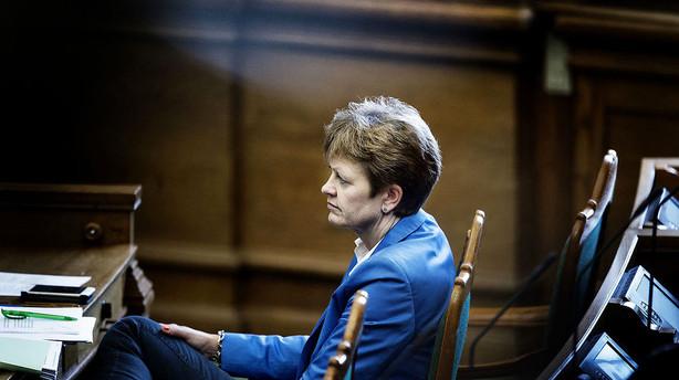Eva Kjer Hansen aflyser tur til Saudi-Arabien