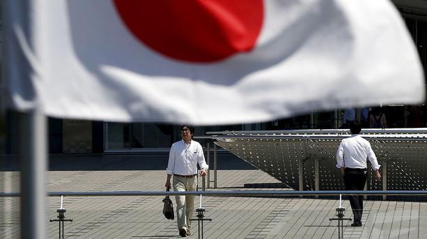 Japan: Forel�bigt PMI-indeks viser st�re tilbageslag i marts