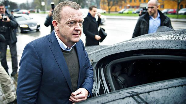 L�kke: For tidligt at sige om Tyrkiet-aftale redder Schengen
