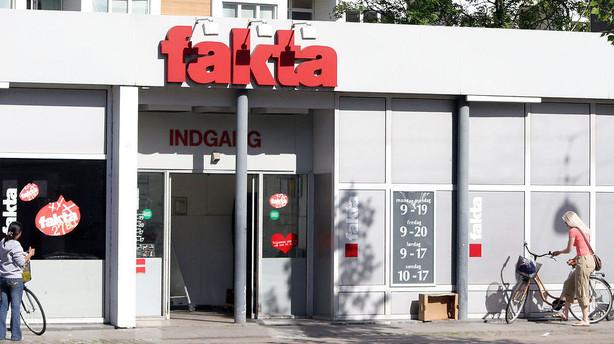 Fakta lukker 20 butikker og moderniserer 150