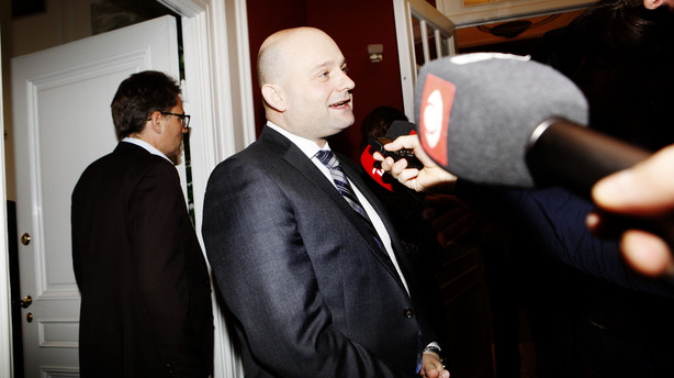 Pape udelukker ministerrokade med Kjer Hansen