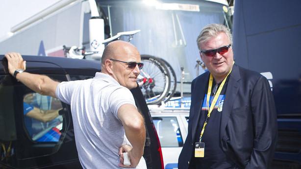 Lars Seier og Bjarne Riis vil have nyt cykelhold fra 2017