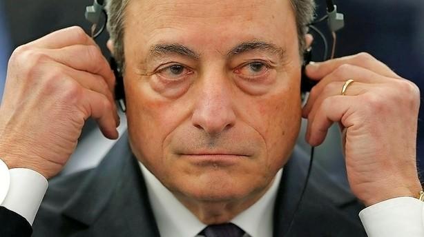 Chefstrateg: Draghi skyder med l�st krudt - og forvrider markederne