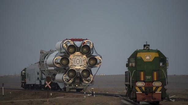 Russisk-europ�isk Mars-mission fik vellykket start