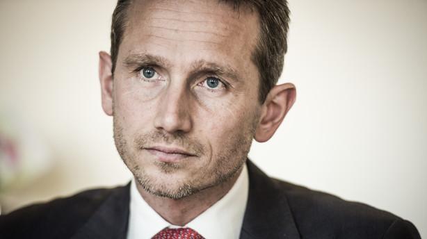 Kristian Jensen ford�mmer Nordkorea efter brintbombe