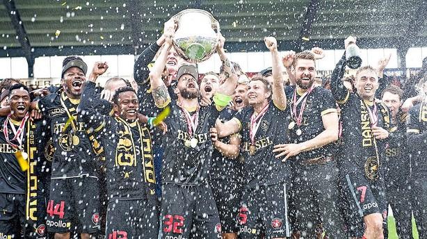 Superligaen pr�senterer spilselskab som partner