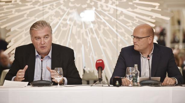 """Lars Seier om nyt stort cykelprojekt med Riis: """"Vi skal tjene en hel del"""""""
