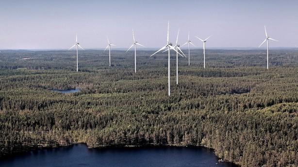 Vestas skal st� for f�rste vindm�llepark i Georgien