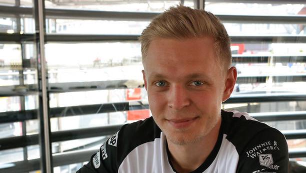 Jack & Jones sponsorerer Magnussens F1-eventyr