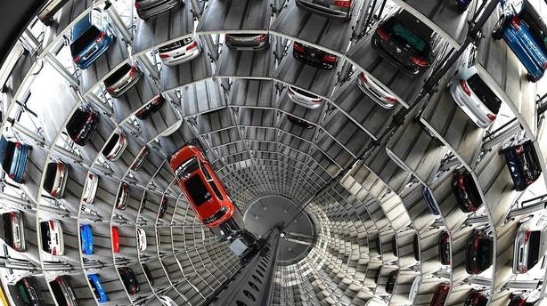 Volkswagen bekr�fter ans�ttelse af tidligere BMW-chef