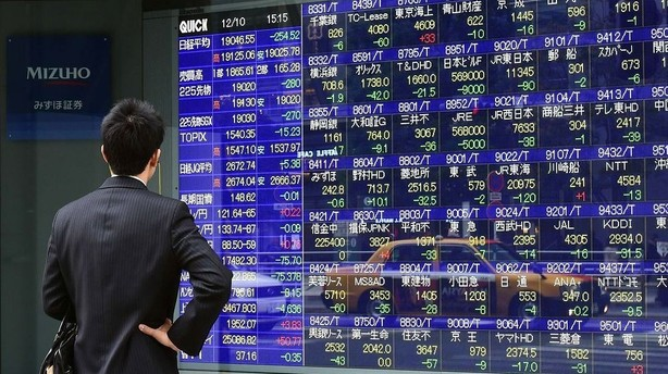 Aktier: Flere �ret�ver til de asiatiske investorer
