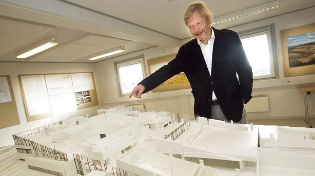 Mr. Moesgaard Museum forlader sit livsv�rk