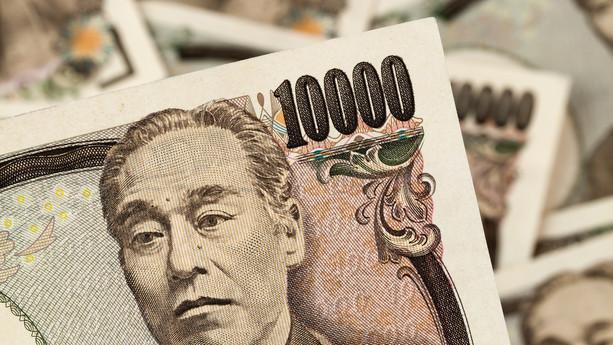 Valuta: Aktie- og r�vareuro �ger kapitalflugten mod Japan