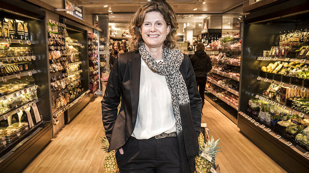 F�texdirekt�r forlader Dansk Supermarked