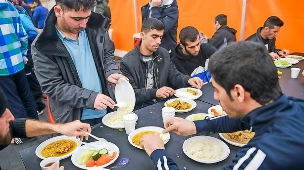 Hjort afsl�rer: 100.000 flere flygtninge frem mod 2020